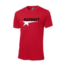 ~Patriot T-Shirt | Red with BW Logo | XXXL
