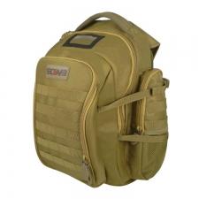 ~EcoEvo Tactical Backpack | Tan