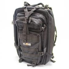 ~EcoEvo Assault Backpack | Black | X Large