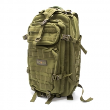 ~EcoEvo Assault Backpack | Olive Green | X Large